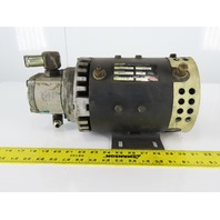 Crown 020113-001 Electric Motor 36VDC W/Hydraulic Pump From a RC3020-30 Forklift