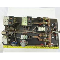 Crown Contactor Power Panel Assembly From a RC3020-30 Forklift