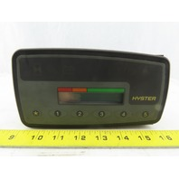 Hyster 1482558 Rev A Dash Instrument Display From a E80XL3 Fork Lift