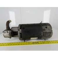 Thrige 8509399 Electric Motor 36VDC W/Hydraulic Pump From a E80XL3 Fork Lift