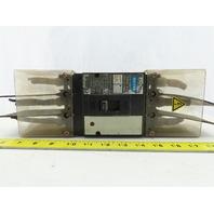 Fuji BU-FSB 600V 3 Pole 125A Circuit Breaker