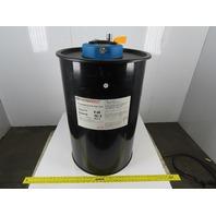Hawg MP8002 Industrial 55 Gallon Drum Pneumatic Air Vacuum Wet/Dry W/Hose 110CFM