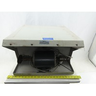 Handler Mfg. 76M-0 110V 1Ph 60Hz Bench Top Polishing Buffer Dust Collector Unit