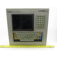 Modicon 100-0258 TR130 115V Industrial HMI Monitor Parts/Repair AS IS No Return
