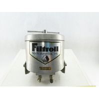 Filtroil BU-200 Hydraulic Filter Housing W/200E Element