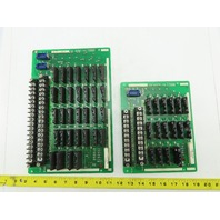 Mazak 03-81581-02 03-81579-02 Circuit Diode Board Lot Of 2