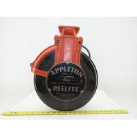 Appleton YS 14-4-25 25' Retractable Cord Cable Reel 600V 12A Garage Shop