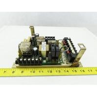 Fanuc A14B-0076-B10 200V 50/60Hz 1Ph Input Unit