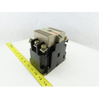 Mitsubishi Type S -K100 600V 55kW 3 Pole Magnetic Contactor 110-127V Coil