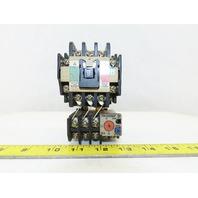 Mitsubishi S-K21 TH-K20KP 600V 7.5kW Magnetic Contactor 15A Overload 100V Coil