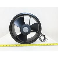 Dayton 3VU71 665 CFM AC Axial Fan 3VU71 1600 RPM 115 V 23 Watts 0.23 Amps 60 HZ