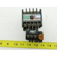 Mitsubishi S-A12RM 600V 3.7kW Magnetic Contactor 2.5-4.1A Overload