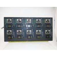 Omron Mazak Slant Turn 40N-ATC SDV CNC Lathe Motor Control Overload Monitor Unit