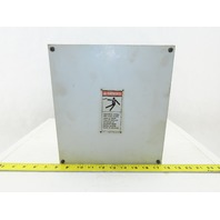 "11""x10""x4"" Electrical enclosure With 2 Holes 7/8""  And 3 holes 1 1/8"