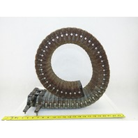 "4"" x 2"" Flexible Cable Carrier Drag Chain 54"""