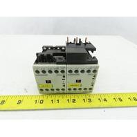 Siemens 3RT1016-1KB41 600V 3Ph 5Hp Contactor Relay Set With Bridge