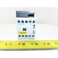 Siemens 3RT1016-1KB41 600V 20A 3Ph 5Hp Coupling Relay