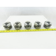 TRAPO All Side Roller 8mm Bore 54mm Wide Lot of 5
