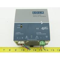 Sola SDN 8-24-100 REDA 115/230V Input 24VDC Power Supply