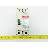 Cutler Hammer FD2025 600VAC 250VDC 25A 2 Pole Breaker