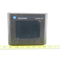 Allen Bradley 2711-T6C20L1 Ser B Rev F FRN 4.46 PanelView 600 Operator Screen
