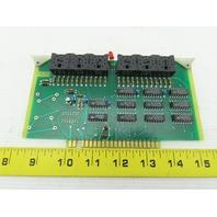 Futronix 2319 ECS Output Card Circuit Board PCB