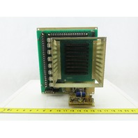 Futronix 1211 9 Slot Rack Assembly W/Power Supply