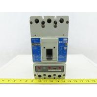 Cutler Hammer K3400F 600VAC 250VDC 400A 3 Pole Adjustable Trip Circuit Breaker