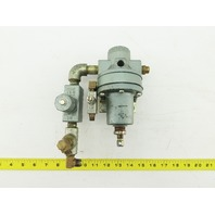 "SMC XT14-135-03HB 3/8"" Deceleration Valve With Check And Flow Control"
