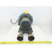 EG&G Rotron 036746 DR404BR72 3/4Hp Regenerative Vacuum Blower 230/460V 3Ph