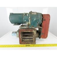 "Colt-on Systems 7""x7"" Rotary Airlock Valve Bulk Material Conveyor 230/460V 1Hp"