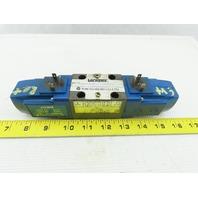 Vickers DG4V-3-2C-U-T-10-JA-S310 Hydraulic Solenoid Directional Valve 100V Coil