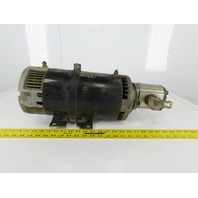 Clark 2815896 36/48VDC Forklift Motor W/Hydraulic Pump From a TMG15 Forklift