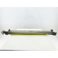 """SMC 1-7/8"""" Bore 28"""" Stroke Double Acting Switch Air Cylinder"""
