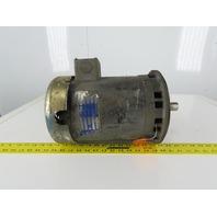 31872 3Hp Electric Motor 208-230/460V 3Ph 182TCZ Frame 3450RPM