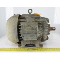 Siemens RGZ-CH 639 40Hp Electric Induction Motor 230/460V 3Ph 3450RPM 324TC