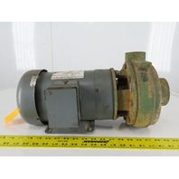 "Peerless PE202 3 2Hp 2"" NPTx1-1/2"" NPT Centrifugal Pump 208-230/460V 3ph"