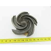 "Gould R76780 Ductile Iron Pump impeller 8"" Max"