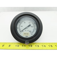 Joy Compressor A2133821-1 Terminal PRESSURE Gauge 0-200PSI