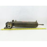Allenair AV-BC-CS Pneumatic Air Cylinder 3x9-11/16 W/115V Solenoid Valves