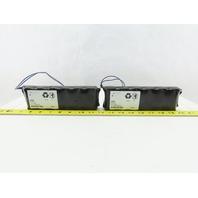 ABB Robotic 4944026-004 Controller Battery 6 VTD 70 7.2V-4Ah Lot of 2