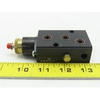 Unist 94-6821 Metering Pump Bottom