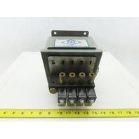 PAX V5M Tankless Lube System W/(4) 24VDC Solenoids 30 to 100PSI