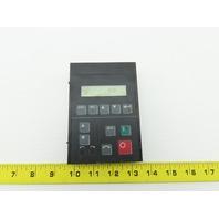 Allen Bradley 1201-HAS2 Series A 5V Programming Terminal Broken Plastic