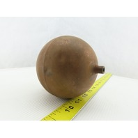 "4"" Dia. Copper Float Ball Liquid Fluid Level for Sensor Switch"