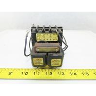 Warrick 1D1DOU Control Relay 115V  50/60Hz 300V Secondary