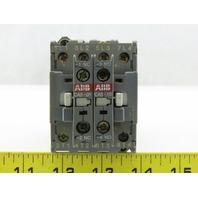 ABB BC25 CTC0980037R1 600V 100A Non Reversing Contactor 24VDC Coil