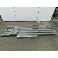 Square D AP14G  10' Aluminum Plug-In Busway W/240V Circuit Breaker Lot of 6