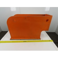 """Steel Welded Right Angle Plate Machine Mounting Bracket 34-1/2x12-3/4x21"""""""