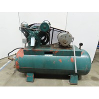 LeRoi Dresser Series 600 200V 10Hp 3Ph 120 Gallon Tank 2 Stage Air Compressor
